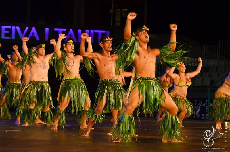 Chicky Tahiti