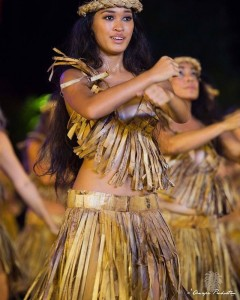 Dancer from Tahiti ia RuruTu Noa at the Heiva Ihellip