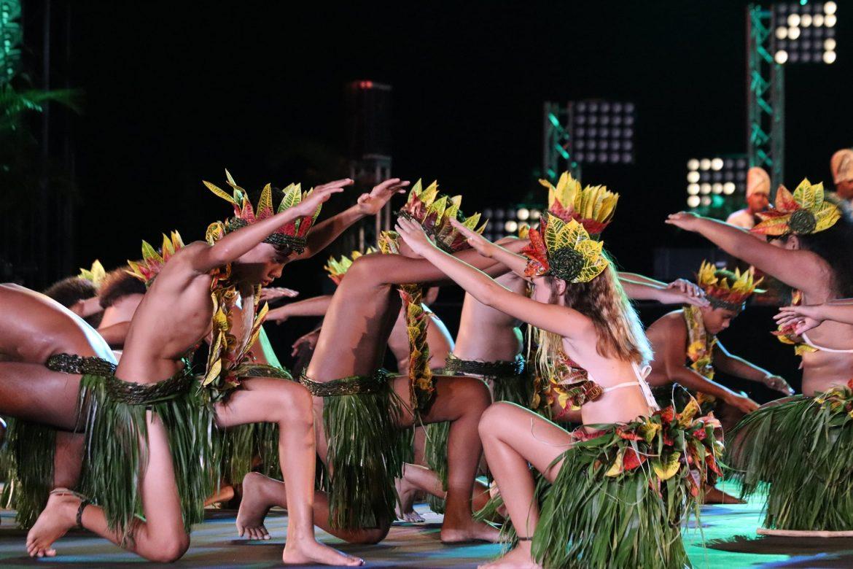 © Heiva Taure'a - Heiva des collèges - Tahiti