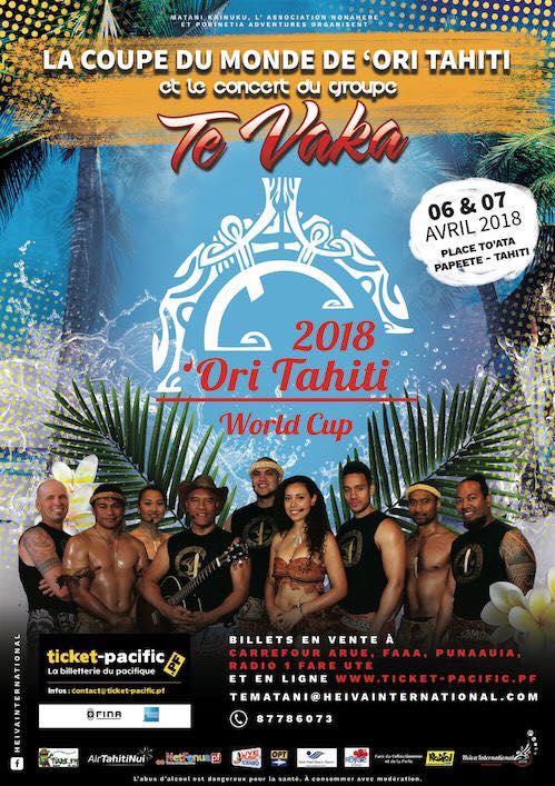 Ori Tahiti World Cup 2018